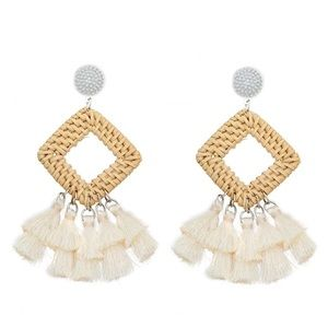Jewelry - New Handmade Drop Earring For Women Bohemian